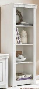 Bücherregal aus Kiefernholz ♥ Regal 20 cm Tiefe