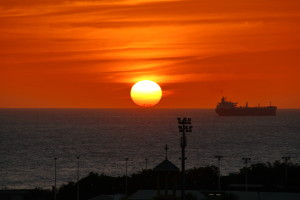 Sonnenuntergang Regal III
