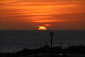 Sonnenuntergang Regal 1