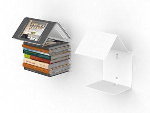 unsichtbares Bücherregal ♥ Bücherregal 15 cm tief♥ Bücherregal nicht tief