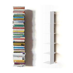 Haseform Bücherturm 90 cm (für 1m Bücher) ♥ Wandregal