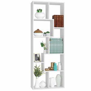 Homfa 160cm Bücherregal auch als Raumteiler  ♥ Standregal